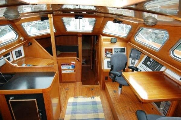 Nomadness interior
